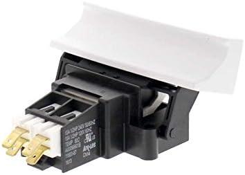 New Genuine OEM Electrolux Frigidaire Dishwasher Door Latch A00099901