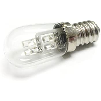 G7 Power Beatty LED 0.36 Watt (3W) 8 Lumen S6 Night Light Bulb, 2900K Soft White Light, E12 Base