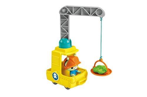 Fisher-Price Octonauts Octo-Crane Vehicle -