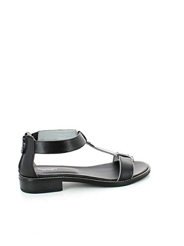 Sandalo Leon Nero con t-bar N. 40