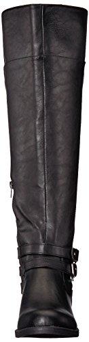LifeStride Women's Delilah Equestrian Boot, Black, 7.5 M US by LifeStride (Image #4)