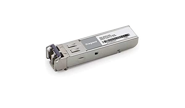 407-10933-LEG TAA Compliant MMF, 850nm, 550M, LC C2G Dell 407-10933 Compatible 1000Base-SX SFP Transceiver