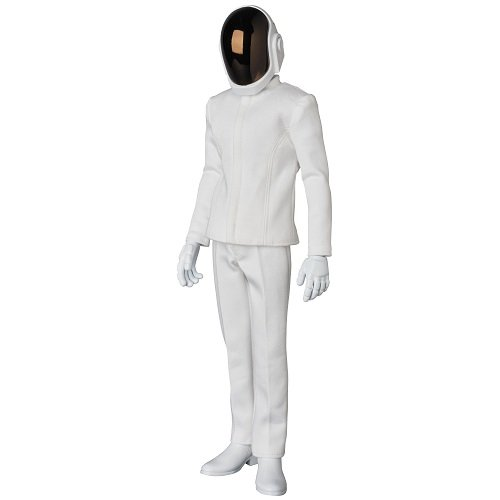 Daft Punk RAH734 Guy-Manuel de Homem-Christo bianca Suit Ver. RAH Action Figura