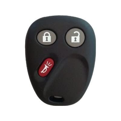 BestKeys 036y-R 2003-2006 GMC Yukon Keyless Entry Remote Key Fob: Automotive