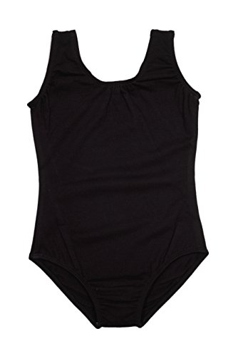 Lovelyprincess-Black-Color-Girls-Classic-Dance-Tank-Leotard-Size-For-4T-Girls