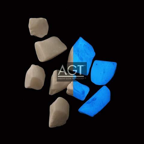 Cheap Sky Blue 1/2″ (12mm) Ultra Grade Glow Stones
