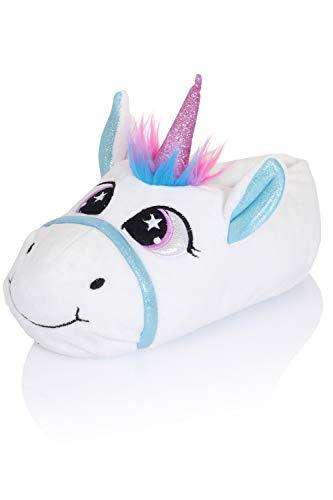 Jezebel Boutique Loungeable Unicorn 3d Donna Pantofole Novità 5RSwqw67