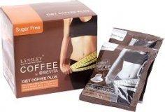 Lansley Diet Coffee, Sugar Free 10 Sachets