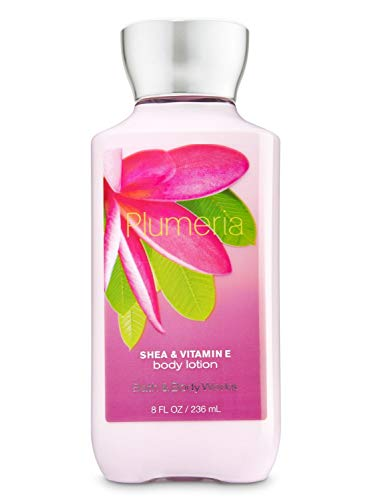 (Bath and Body Works Signature Plumeria Body Lotion 8 Ounce)