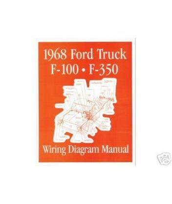 ford f 350 engine diagram amazon com 1968 ford f 100 f 150 to f 350 truck wiring diagrams  1968 ford f 100 f 150 to f 350