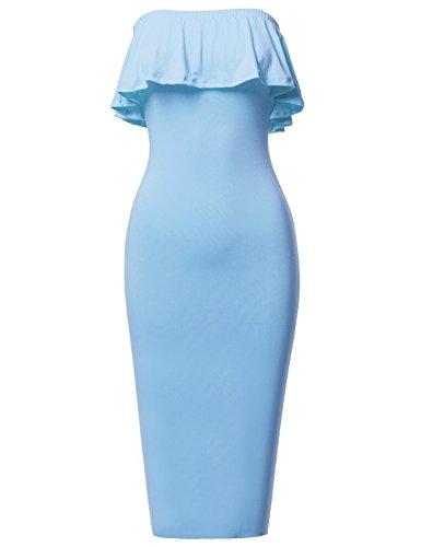 Band Tube Dress - 5