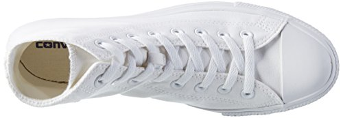 Converse Chuck Taylor All Star Seasonal, Zapatillas para Hombre Blanco mono (White mono)
