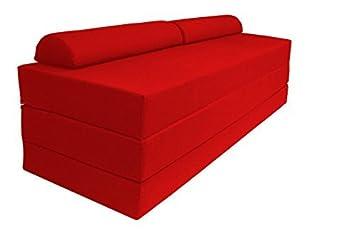 Arketicom Puff Sofa Cama Sleeping Maxi, un Pouf Que se ...