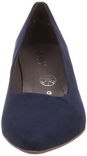 Jenny Granada - zapatos de tacón cerrados de material sintético mujer azul - Blau (blau 06)