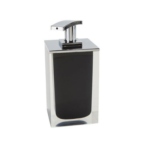 Gedy RA82-14 Rainbow Soap Dispenser, 0.72