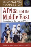 Download Endangered Peoples of Africa & the Middle East (02) by Hitchcock, Robert K [Hardcover (2002)] PDF