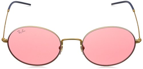 Ray On Top White Sunglasses Gold Rb3594 ban RwrfqR