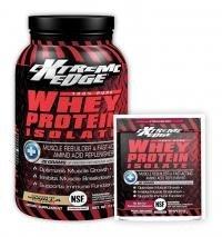 BlueBonnet Extreme Edge Whey Protein Isolate Powder, Atomic Chocolate, 2 Pound by Blue Bonnet