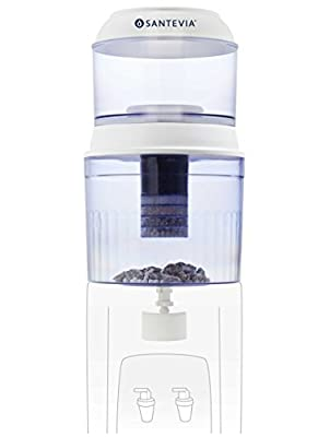 Santevia Water Filtration System - Dispenser Model, 1 Unit