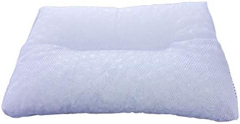 エアガーデンピロー (ボックス型くぼみ枕)35×50cm /洗濯可 防ダニ 高さ調節可 柔らかな寝心地