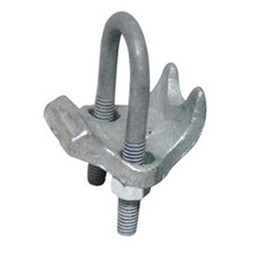 DenDesigns Malleable Right Angle Pipe Clamps - 2 in. from DenDesigns