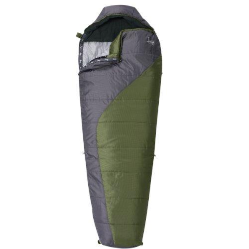 Slumberjack Lone Pine 20 Degree Regular Right Hand Zip Sleeping Bag, Outdoor Stuffs