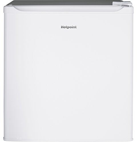 GE Hotpoint Energy Star Qualified Compact Refrigerator, 1.7 Cubic Feet, White