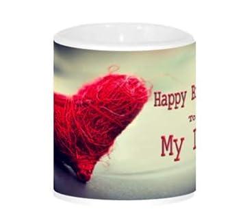 Buy Attire Bucket Happy Birthday Love Girlfriend Boyfriend
