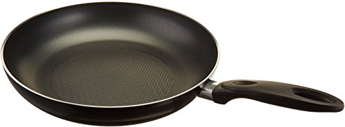 ExcelSteel 537 Aluminum Non Stick Frypan, 12 IN, Black