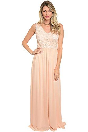 Vestito Lady Arancione Triangolo Bling Donna ppxw1r5q
