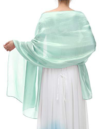 Bbonlinedress Women's Soft Shawls Scarves For Evening Dresses Wraps Pashminas For Bridal Party -