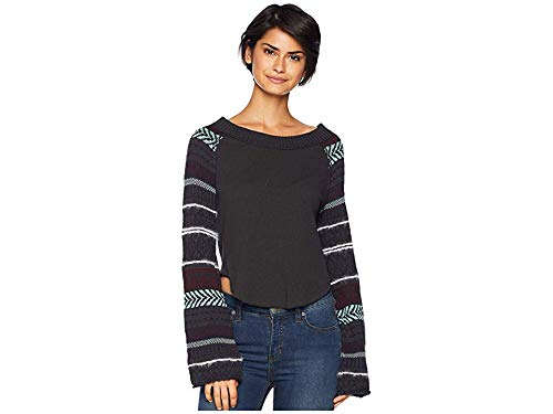 Free People Women's Fairground Thermal Black X-Small