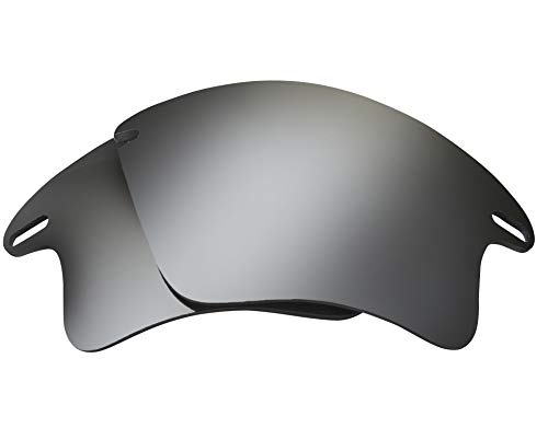 Replacement Lenses Compatible with OAKLEY Fast Jacket XL Polarized Black ()