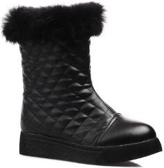 Snow Women's Laruise Boots Black Women's Laruise qtxt0w87