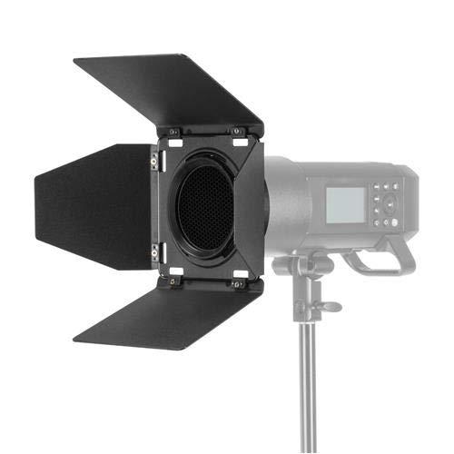 Flashpoint BD-08 Barndoor for XPLOR 400 PRO