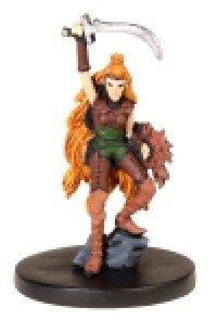 D & D Minis: Vadania, Half-Elf Druid # 29 - Harbinger
