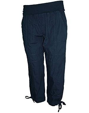Performance Women's Cotton Capri Pants