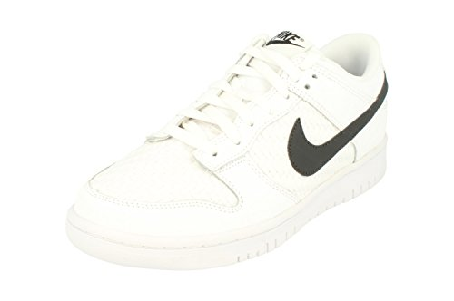 Nike Herren Dunk Low Gymnastikschuhe, 47.5 EU White Anthracite 102