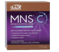 Mns C Weight Management System Advocare Core Nutrition Appetite Control