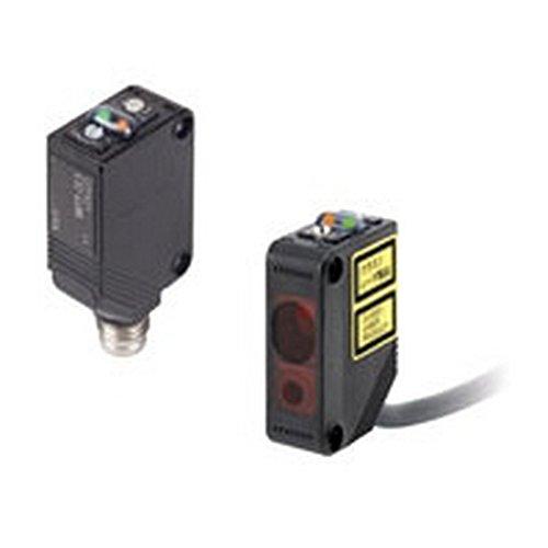 omron アンプ内蔵形光電センサ レーザタイプ 距離設定形 コード引き出しタイプ 検出距離20-300mm PNP出力(E3Z-LL81 2M)