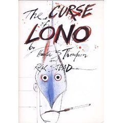 The Curse of Lono, Hunter S. Thompson
