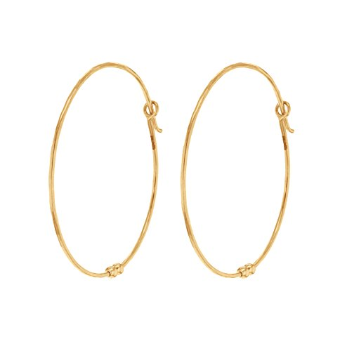 Laura Lee Jewellery femme  9carats (375/1000)  Or jaune|#Gold      FINEEARRING