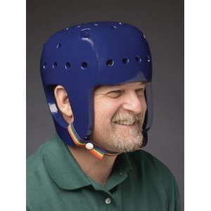 Danmar Products Full Coverage Helmet, Royal Blue, Large by Danmar Products