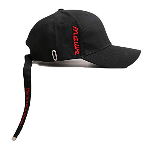 - Nat Terry 100% Cotton Dad Hat Embroidery Baseball Caps Black Snapback Hat Hip Hop for Women Men