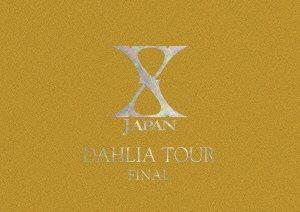 XJAPAN/DAHLIA TOUR FINAL完全版[初回限定版]