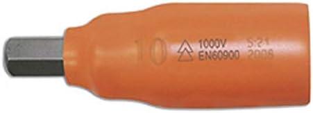 Ega Master HEXAGONAL SOCKET 1/4 - 7 MM 1000V VDE