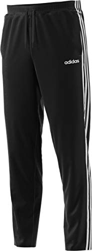 : adidas Essentials Men's 3 Stripes Tapered Open