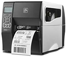 Zebra ZT220 Direct Thermal Barcode Label Printer P//N ZT22042-D01000FZ