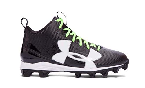 Under Armour Crusher - Under Armour Crusher RM Men's Black Football Cleats 15 US