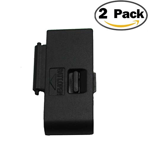 Battery Door Cover Replacement Repair Lid Cap Part for Canon EOS 600D EOS Rebel T3i DSLR Digital Camera
